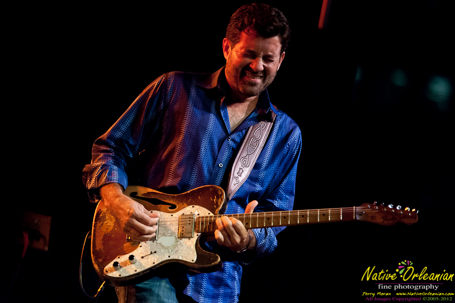 Native Orleanian Fine Photography/Jerry Moran Images for Tab Benoit website.