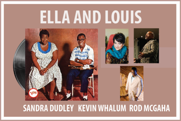 Ella and Louis Up Next in Great Albums Series