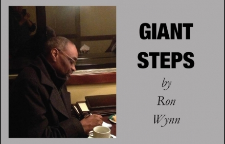 Giant Steps by Ron Wynn (February Black History Month Edition)
