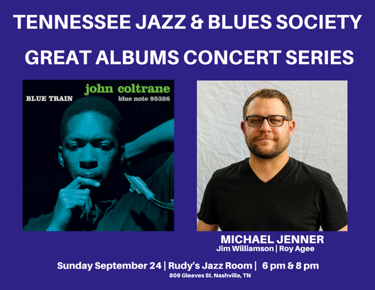 TJBS Great Albums for September features John Coltrane Classic Recording