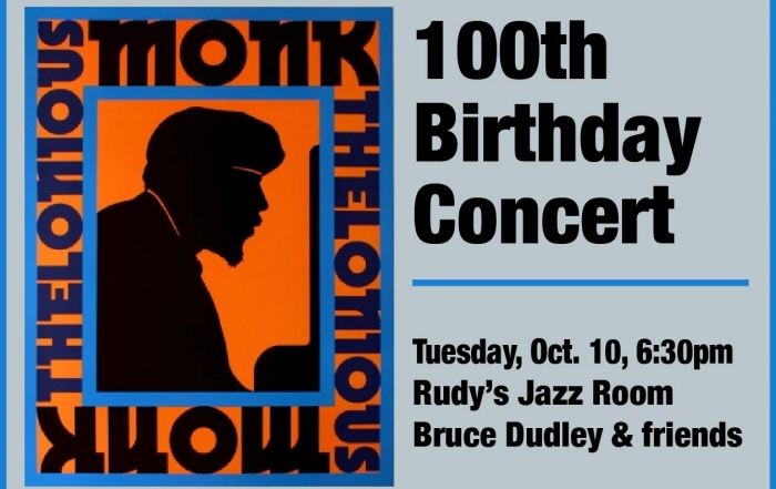 Thelonious Monk 100th Birthday Concert