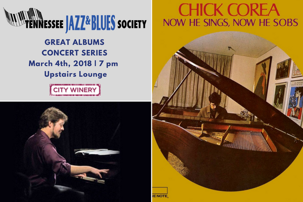 Great Albums Concert Series Continues with tribute to Chick Corea