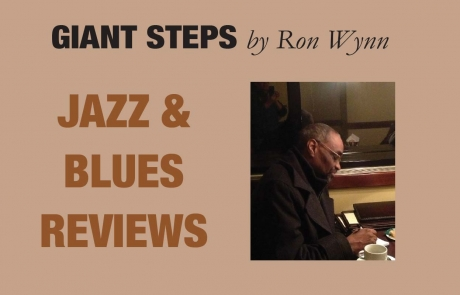 Giant Steps, August Edition Part II by Ron Wynn